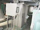 排ガス測定器設置(排ガス処理)