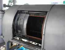 生ゴミ乾燥機改修工事